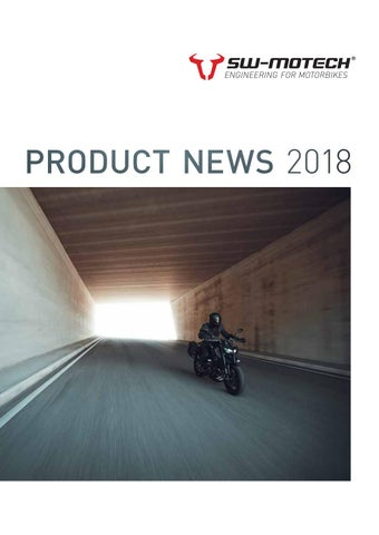 Product news 2018 by SW MOTECH GmbH & Co. KG issuu