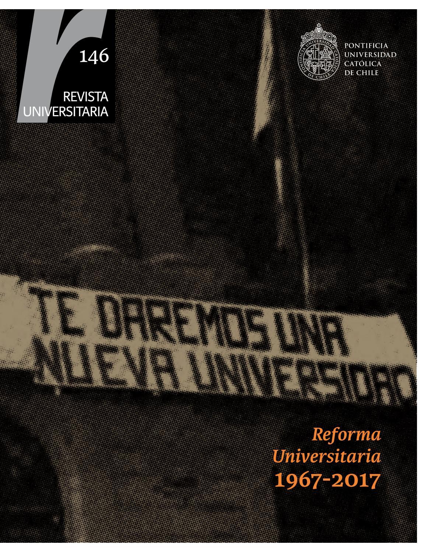 RU N°146 by Publicaciones UC - issuu
