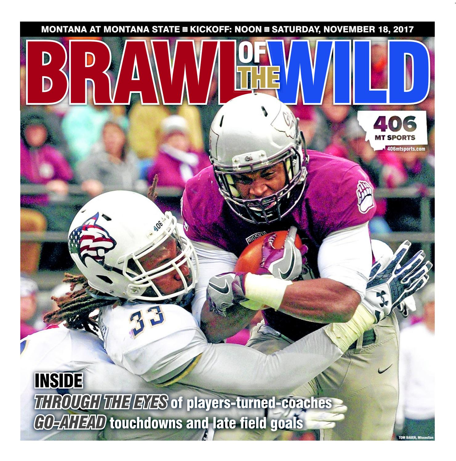90a24662a Brawl of the Wild 2017 by Billings Gazette - issuu
