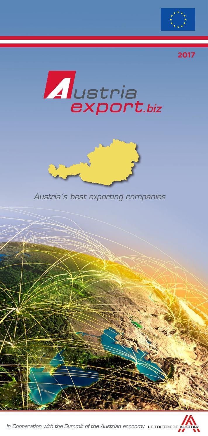 Austria export 2017 by wohnnet issuu
