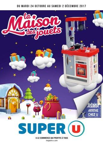 Catalogue jeux et jouets Noël 2017 Super U by Yvernault - issuu
