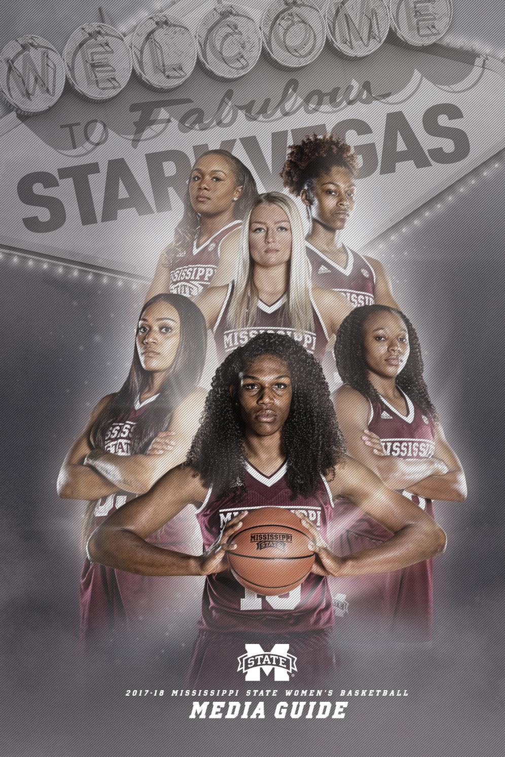 Georgia Southern University Store >> 2017-18 Mississippi State Women's Basketball Media Guide ...
