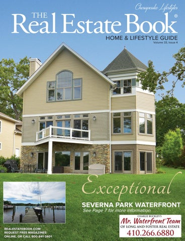 Chesapeake Lifestyles The Real Estate Book Maryland Vol 33