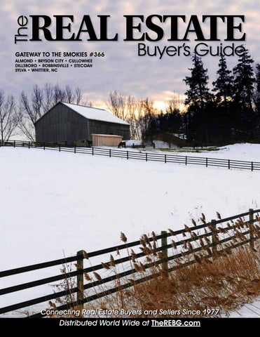 The Real Estate Buyer's Guide #366 - Gateway to the Smokies