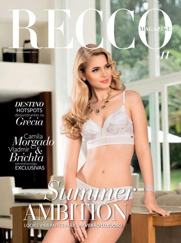 44152d6f9 Recco Magazine 11a ed by Recco Lingerie - issuu