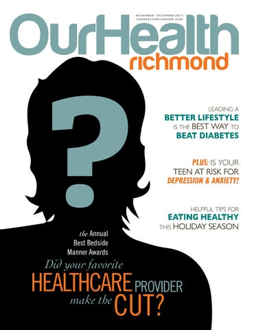 Richmond Novdec 2017 By Ourhealth Magazine Issuu