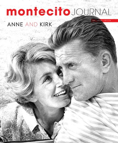 Anne And Kirk By Montecito Journal