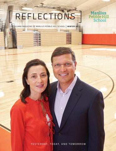 0631d7b3fbf4   REFLECTIONS   THE ALUMNI MAGAZINE OF MANLIUS PEBBLE HILL SCHOOL