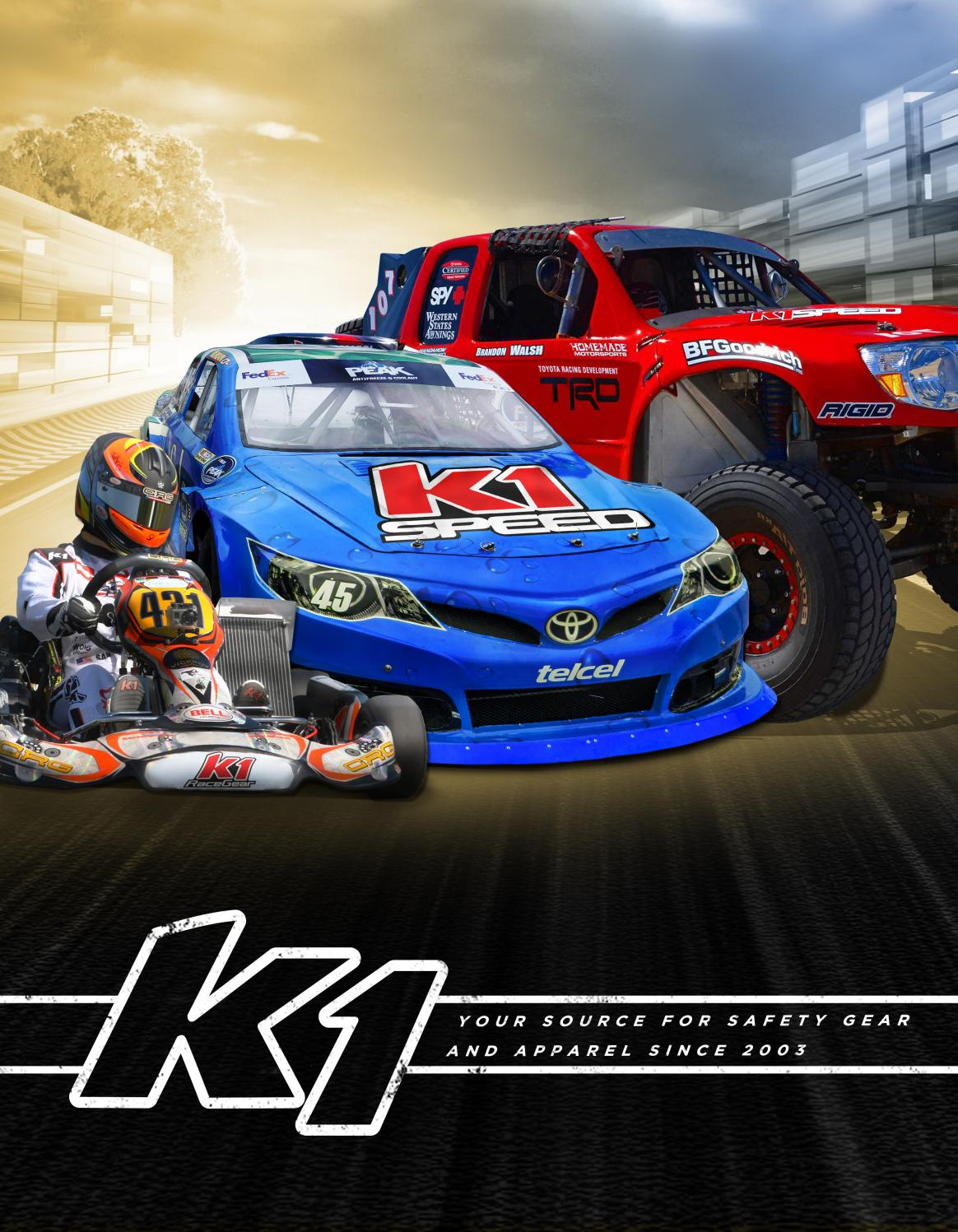 K1 RaceGear 33-CAR-N Kart Tire Carrier