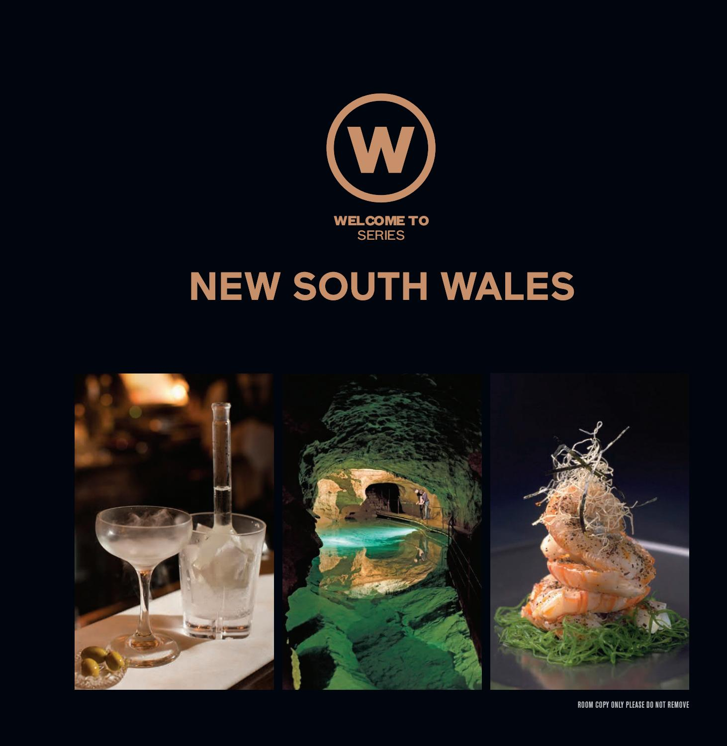 a1ccd864ef3 Welcome To: New South Wales 2017 by Niche Media - issuu