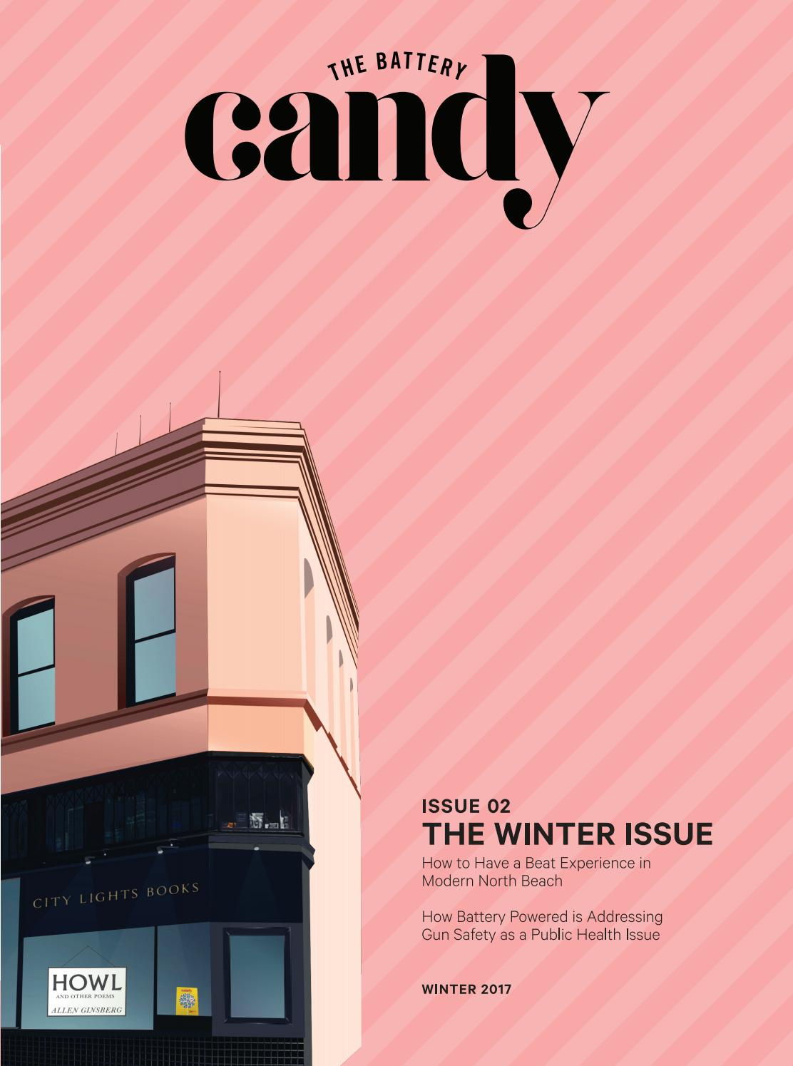 The Battery Candy Issue 02 by The Battery Candy - issuu