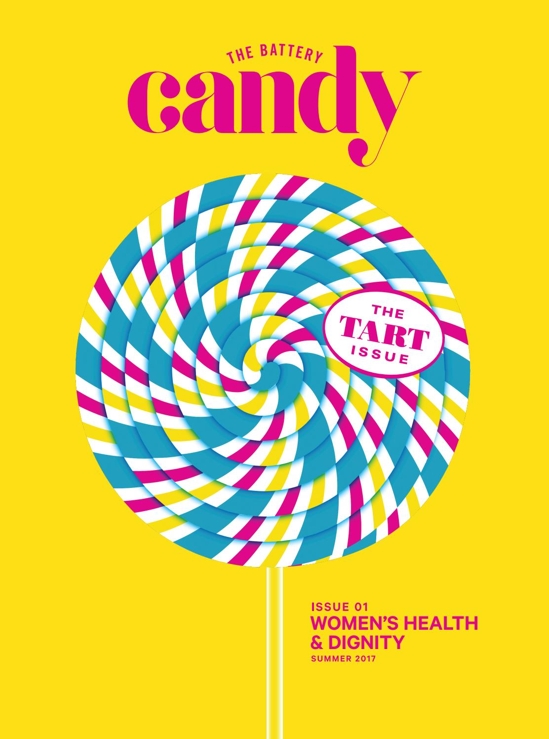 The Battery Candy Issue 01 by The Battery Candy - issuu