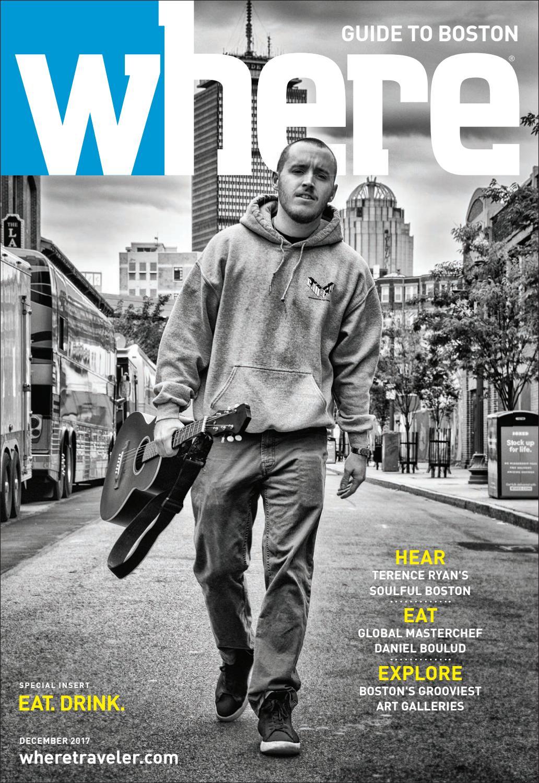 Where Magazine Boston Dec 2017 By Morris Media Network Issuu