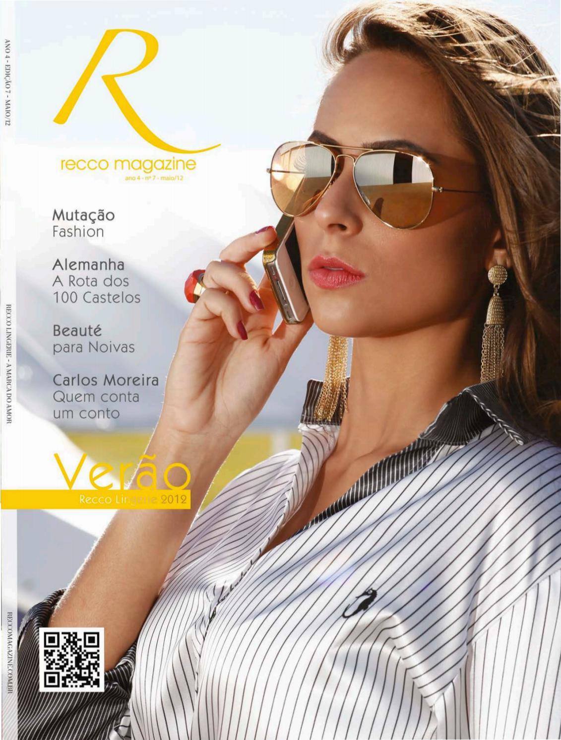 7e67e3aaf Recco Magazine 7ª ed by Recco Lingerie - issuu