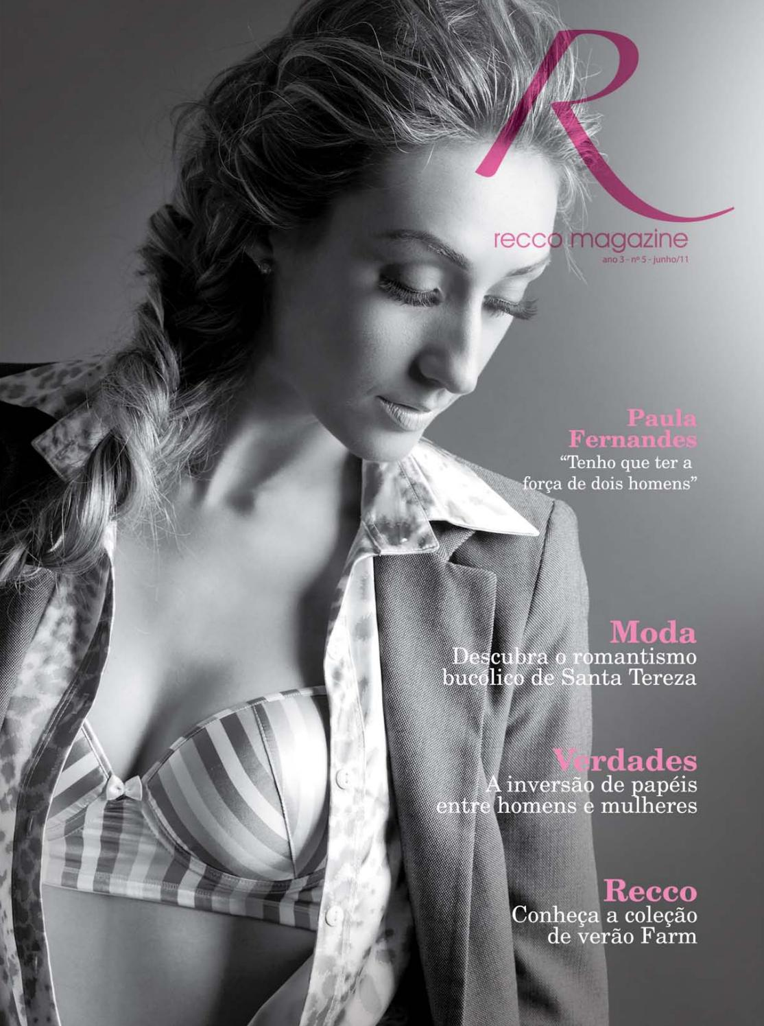 46c5d6290 Recco Magazine 5ª ed by Recco Lingerie - issuu