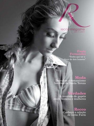 Recco Magazine 5ª ed by Recco Lingerie - issuu 1c02411e46f