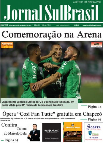 f4a221ce19 14 de novembro sb by Jornal Sul Brasil Chapecó - issuu