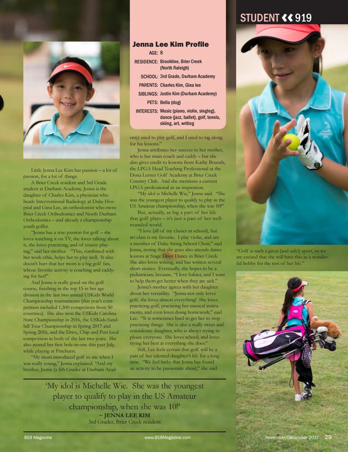 919 Magazine North Raleigh Holiday 2017 by 919 Magazine - issuu