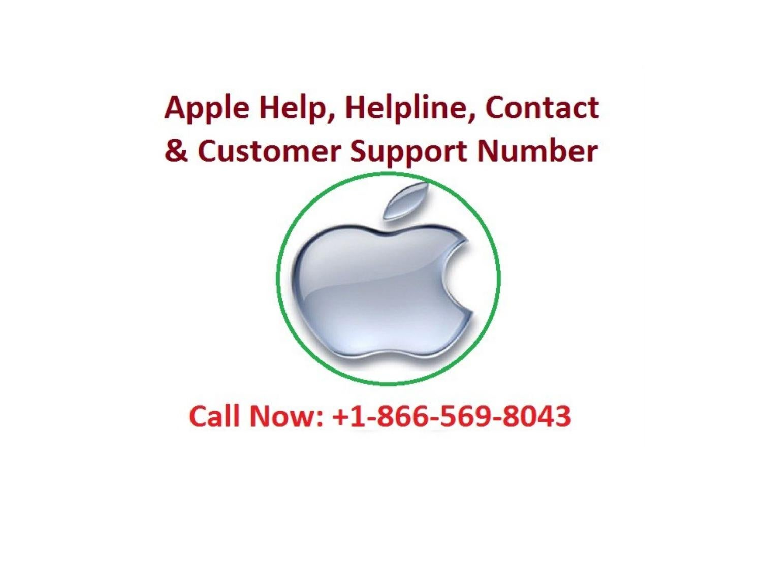 apple help, helpline, contact & support number +1-866-569-8043 by