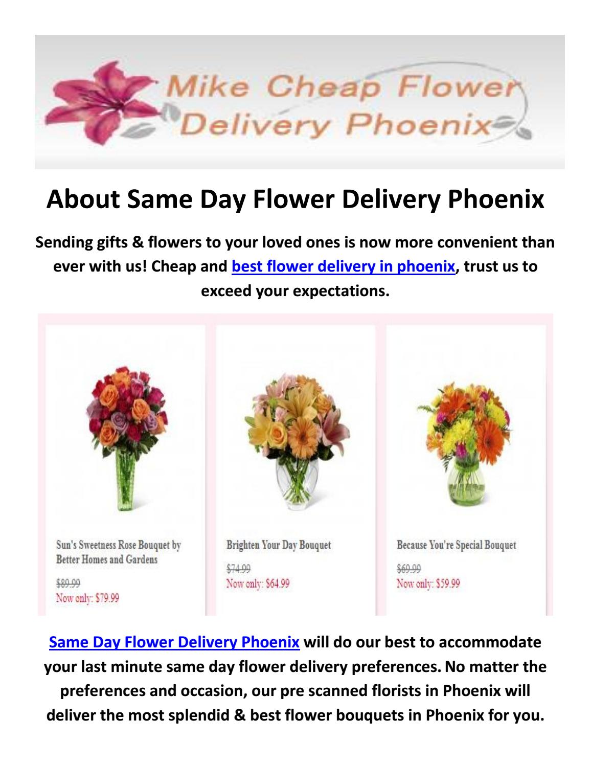 Best flower delivery in phoenix az 623 377 9585 by same day flower best flower delivery in phoenix az 623 377 9585 by same day flower delivery phoenix issuu izmirmasajfo