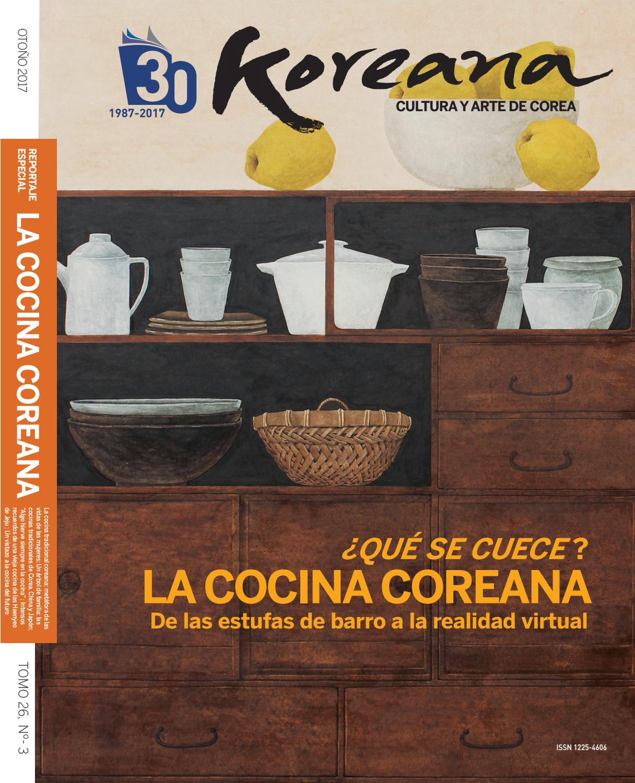 Koreana Autumn 2017 Spanish By The Korea Foundation Issuu