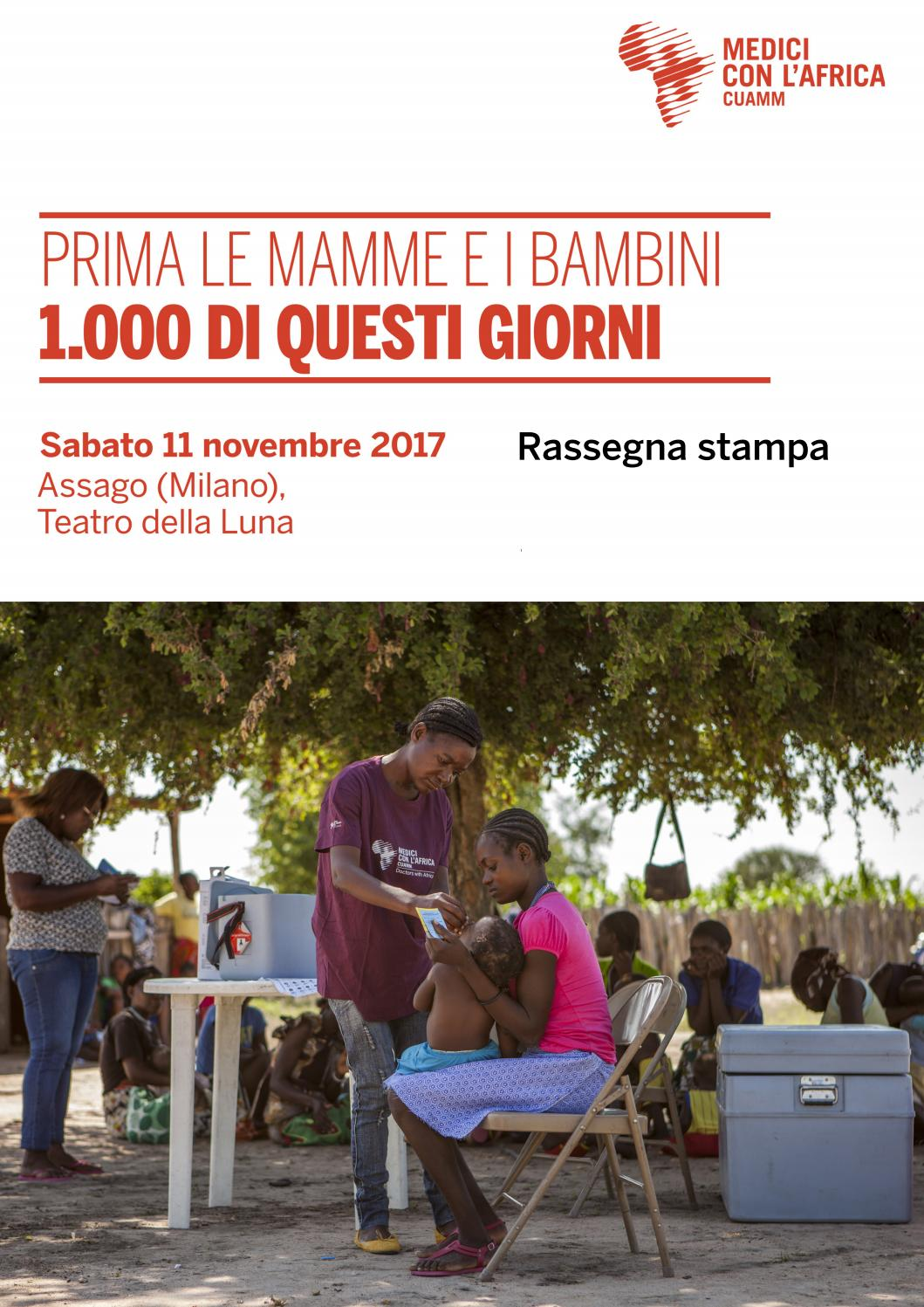 Rassegna Stampa Annual Meeting 2017 By Medici Con L Africa Cuamm