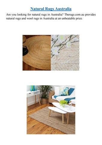 Rugs Online By The Issuu