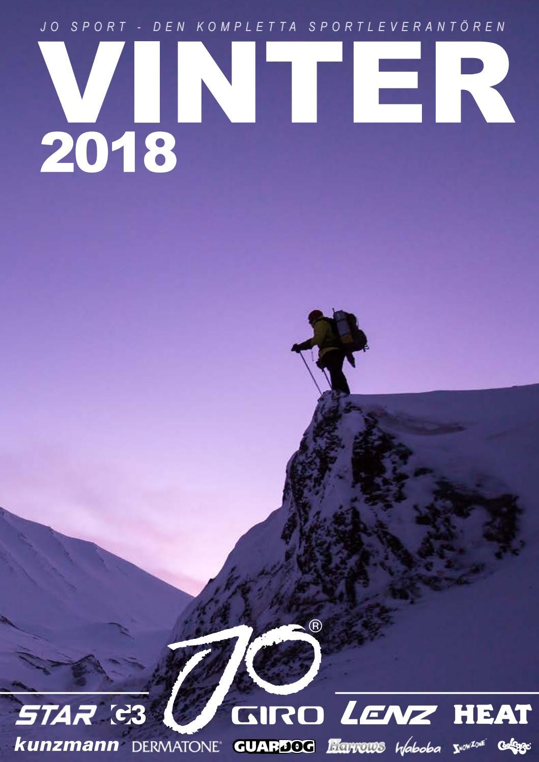 Skidor 17 18 web by Jo Sport - issuu 763437982e06c