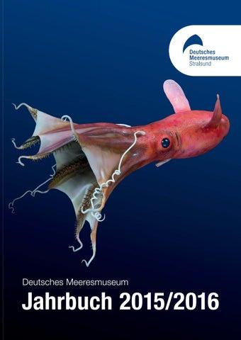 Jahrbuch 2015/2016 Deutsches Meeresmuseum by Laura Lophelia - issuu