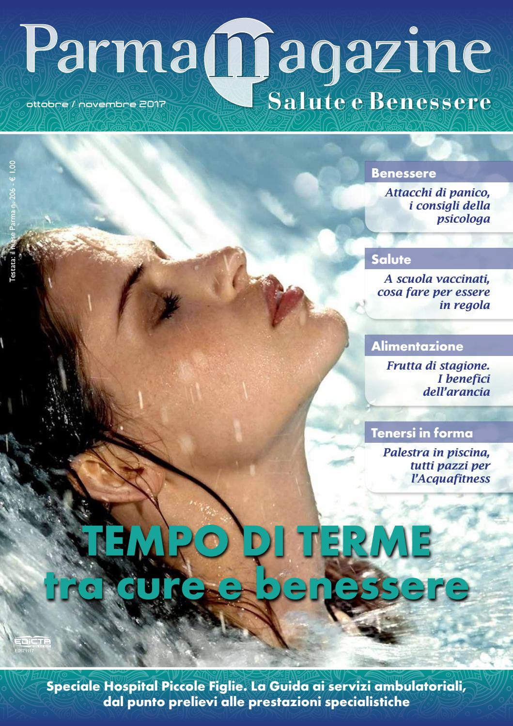 Parmamagazine Salute E Benessere N 1 By Edicta Issuu
