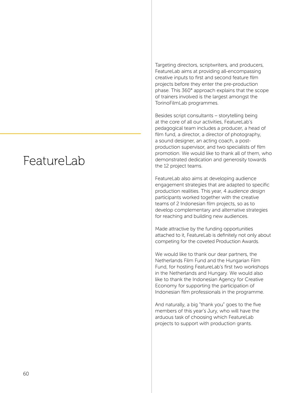 TFL catalogue 2017 by TorinoFilmLab - issuu
