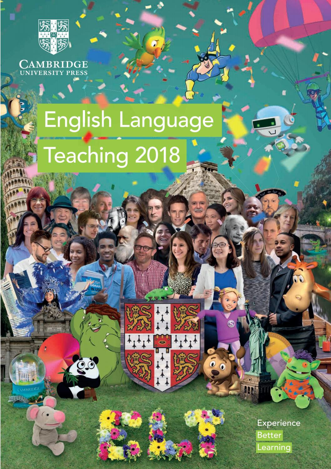 a109ee54f522 2018 ELT Cambridge University Press Catalogue Asia by Cambridge University  Press - issuu