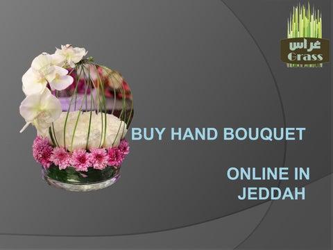 Flower shop jeddah hand bouquet online jeddah wedding decoration buy hand bouquet online in jeddah junglespirit Image collections
