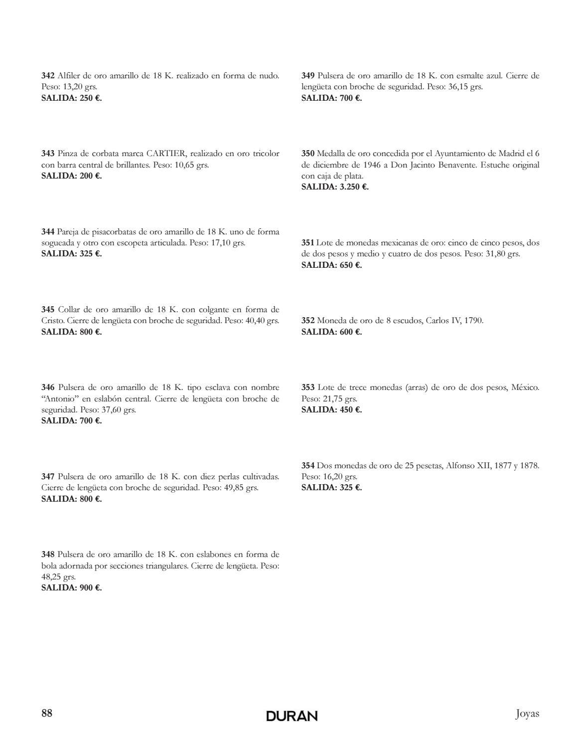 654112ba31a9 DURAN SUBASTAS NOVIEMBRE 2017 ARTE by Consuelo Duran - issuu