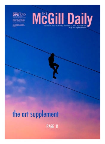 c36d505e0aba3 The McGill Daily Vol105Iss24 by McGill Daily - issuu