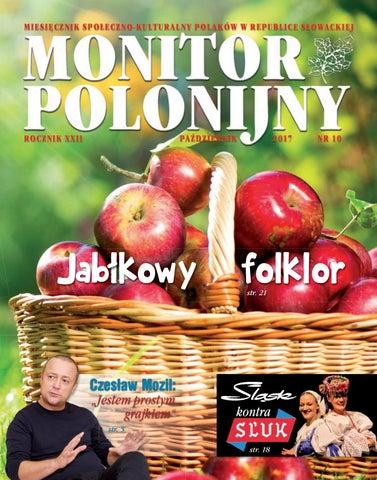 Monitor Polonijny 201710 By Monitor Polonijny Issuu