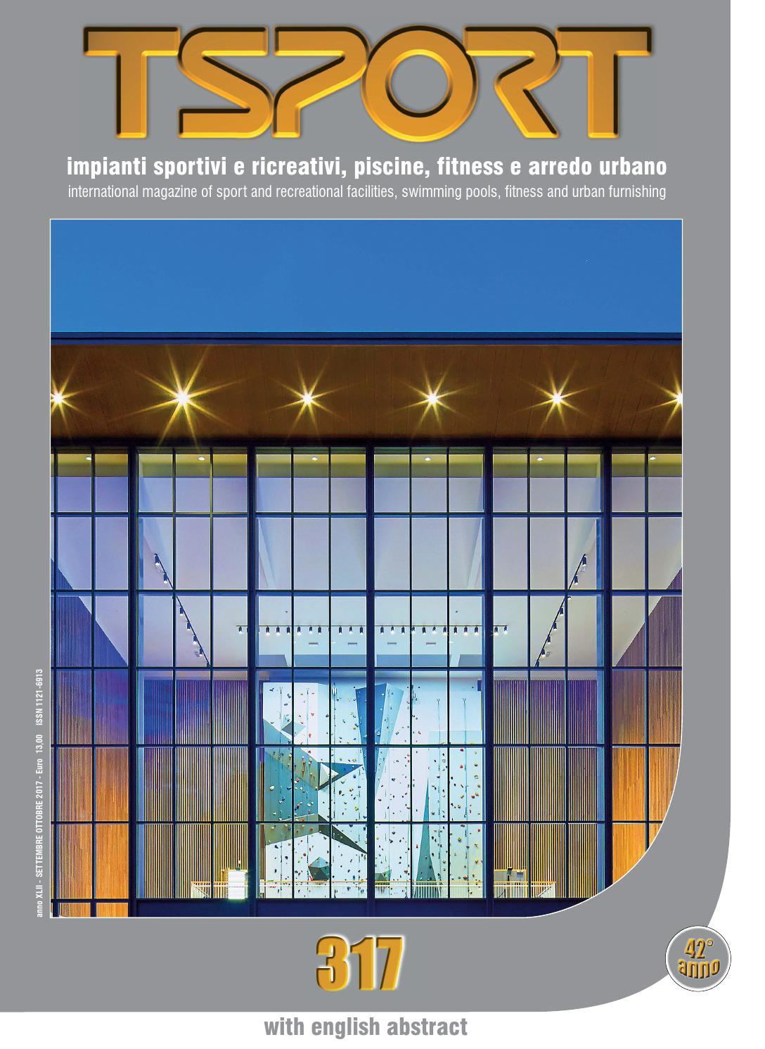 Tsport 317 by Sport&Impianti issuu