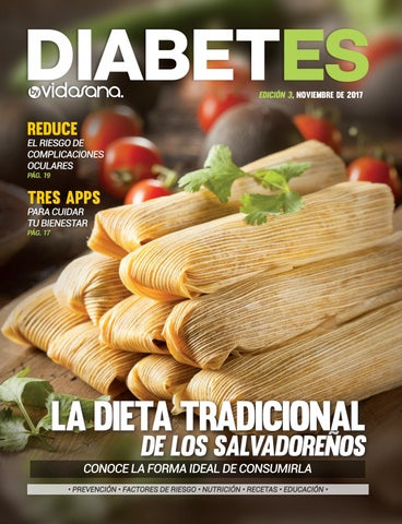 revista de prevención recetas diabetes
