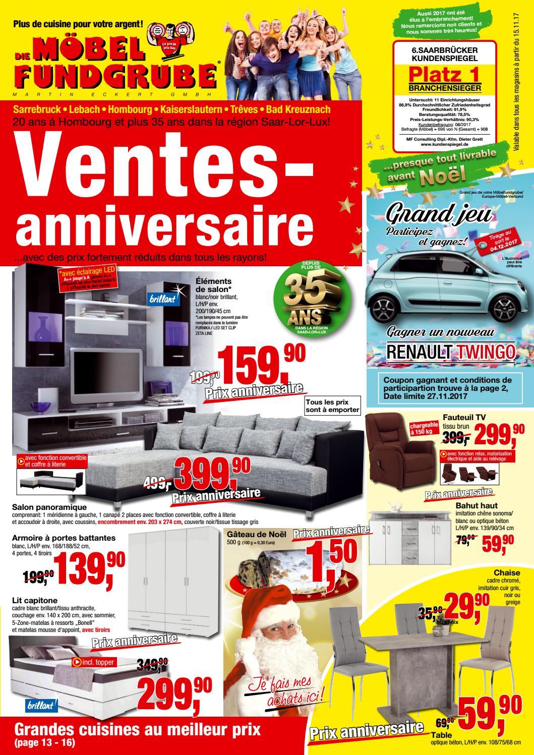 m bel fundgrube prospekt kw 46 francais by die m belfundgrube martin eckert gmbh issuu. Black Bedroom Furniture Sets. Home Design Ideas