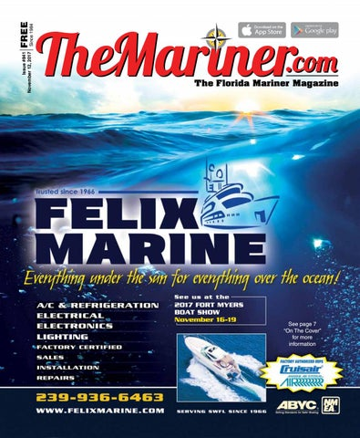 Issue 841 By The Florida Mariner Issuu