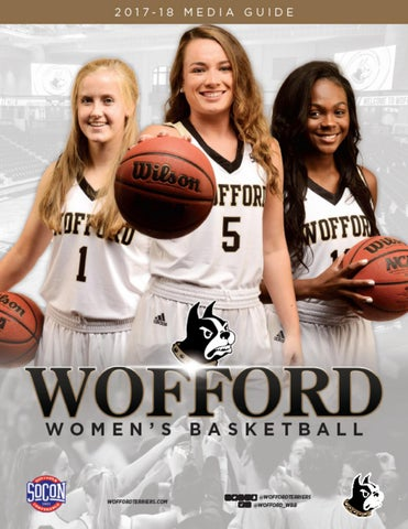 7050013318a6 2017-18 Wofford Women s Basketball Media Guide by Wofford Athletics ...