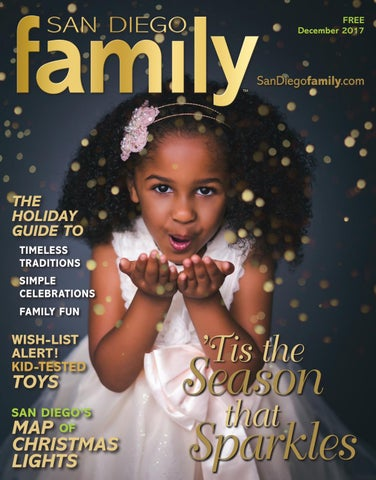 San Diego Family Magazine December 2017 by San Diego Family Magazine ... 42e0c55e6