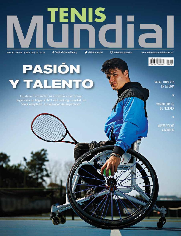 TENIS MUNDIAL 65 by Editorial Mundial - issuu
