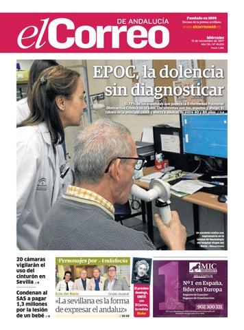 e904bae00 15.11.2017 El Correo de Andalucía by EL CORREO DE ANDALUCÍA S.L. - issuu