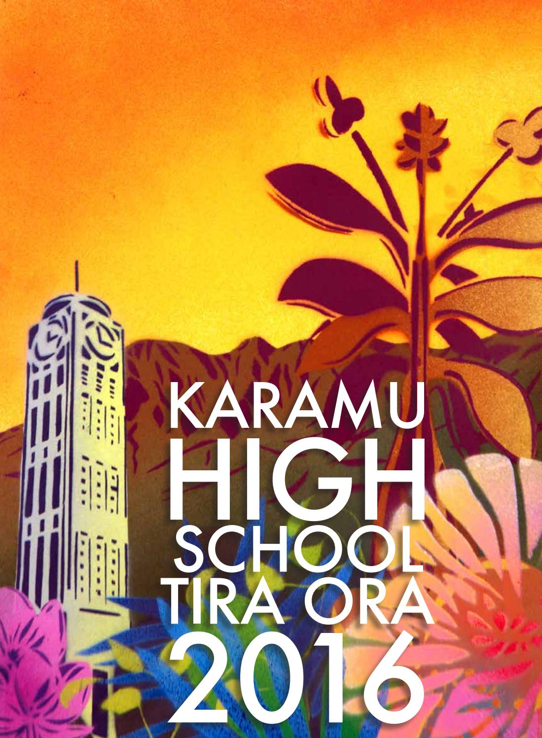 Karamu High School Yearbook 2016 by Karamu High School - issuu