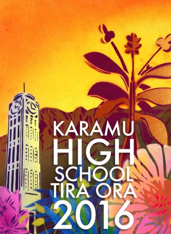 Karamu High School Yearbook 2016 by Karamu High School - issuu