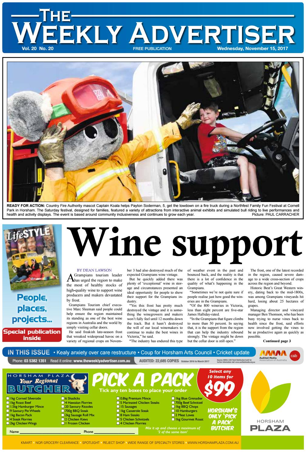 d2bce85a90 The Weekly Advertiser - Wednesday