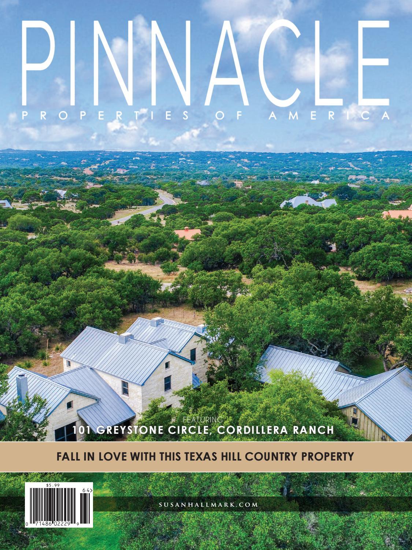 Pinnacle Properties of America: Vol. IX, No. 3 - Kuper Sotheby\'s ...