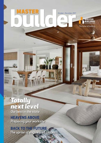 Master Builder magazine - October-December 2017