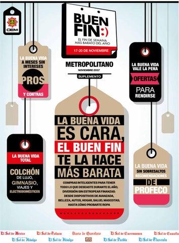 4fb77d35b Buen fin metropolitano soles by El Sol de México - issuu